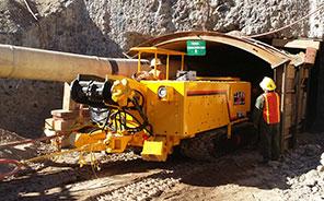 墨西哥铜矿工程